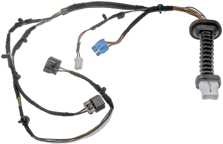 Dorman 645 506 Door Harness With Connectors Be Sure To