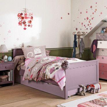 Chambre denfant 40 nouveaux lits mimi pour les petits lit et tiroir lit vertbaudet déco plurielles fr
