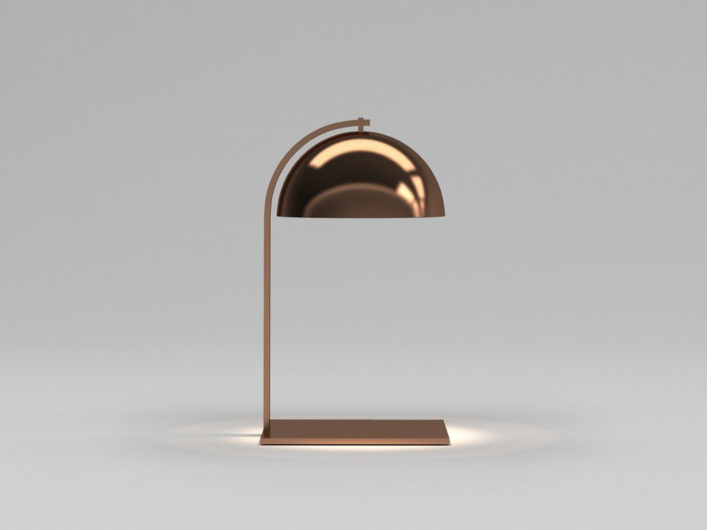 Desks · Globe Table Lamp | Lighting | Bronze ...