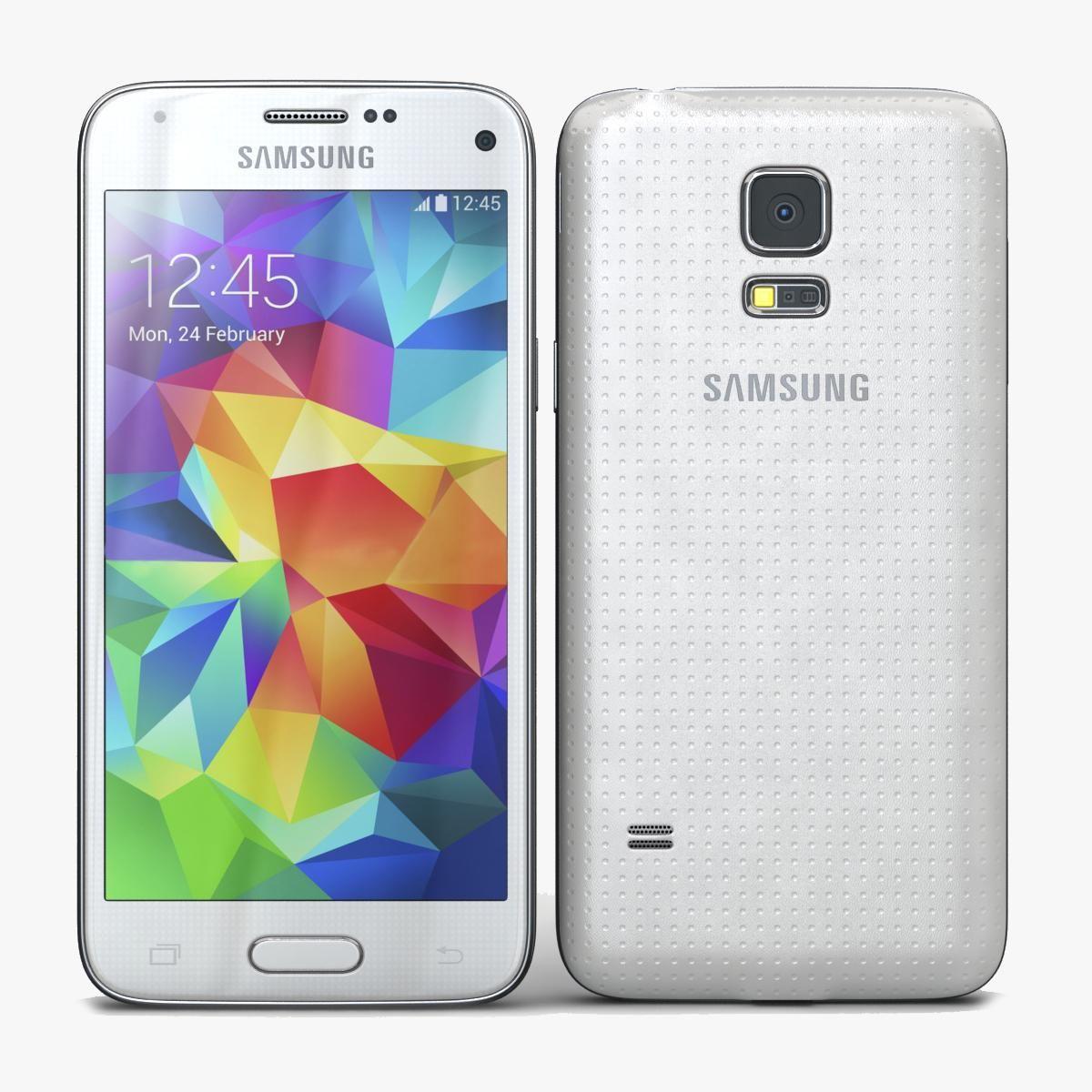 Samsung Galaxy S5 Mini Shimmery White 3d Model Ad Galaxy Samsung Mini Model Samsung Galaxy S5 Galaxy S5 Samsung Galaxy