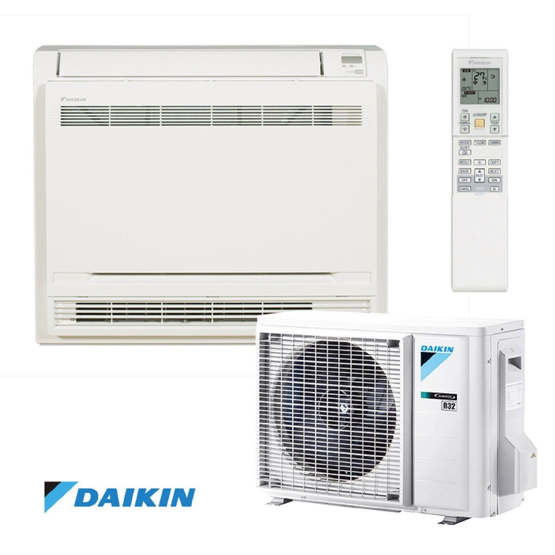 Pack Monosplit Daikin Console Fvxm Rxm 2500 W En 2020 Climatiseur Pompe A Chaleur Prime Energie