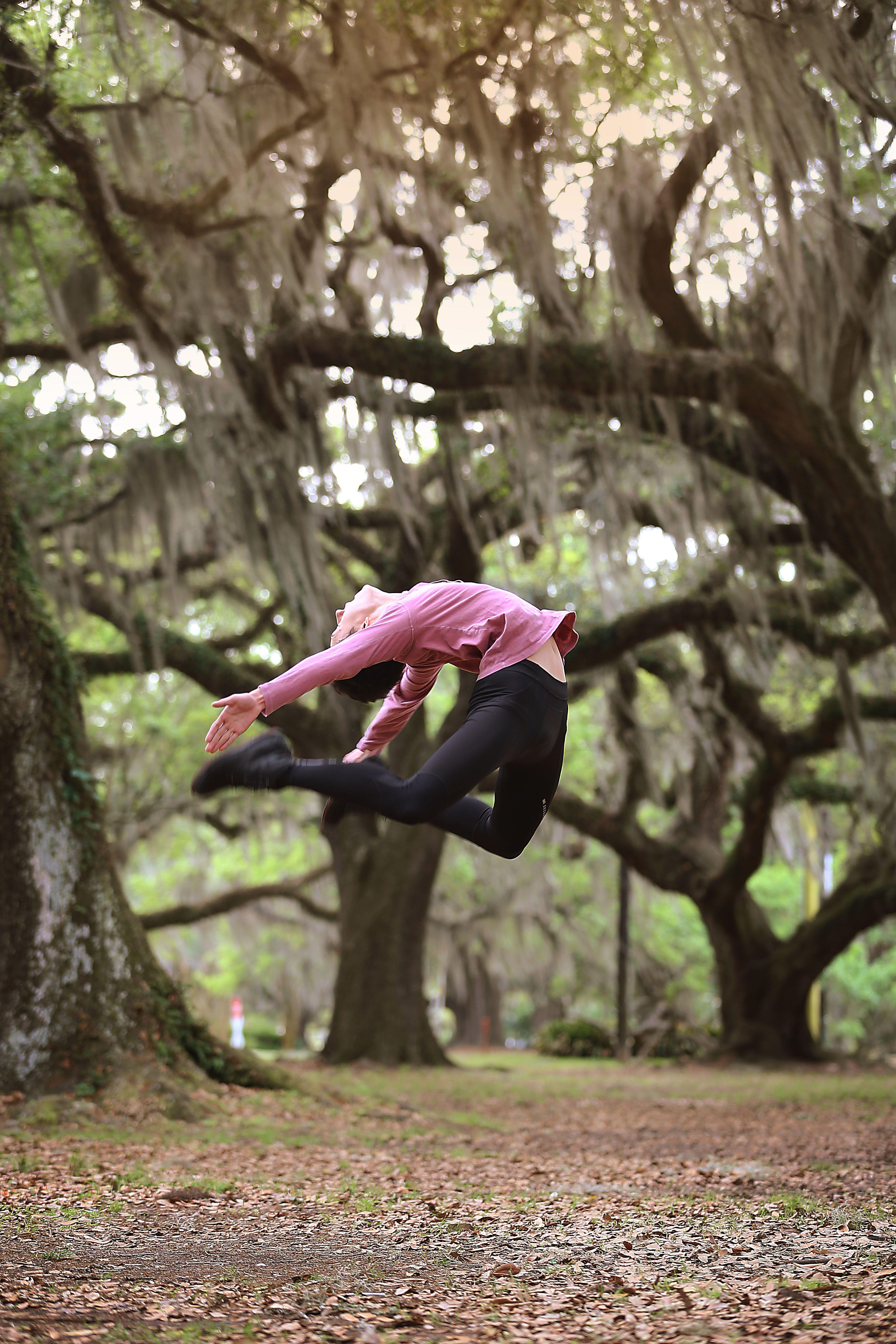 Dance Jump Leap C Jump Dance Photoshoot Dancers Dancer