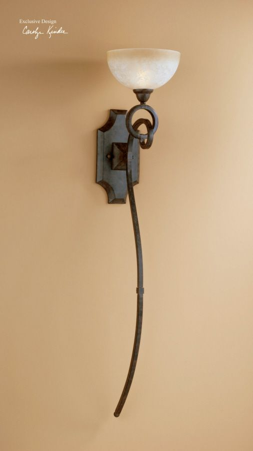 Legato Wall Torchier Electric Wall Sconce Eclectic Wall Sconces Vintage Pendant Lighting