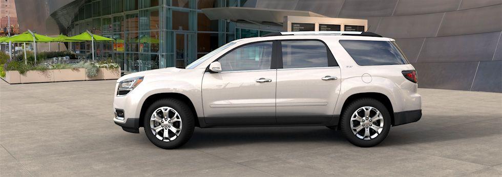 Acadia Crossover Vehicle Crossover Suvs Mid Size Suv Crossover Cars Suv