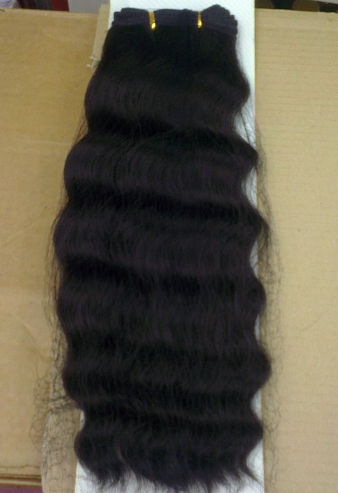 Xpression Rose Deep Wave Synthetic Weave On Hair Extension 16