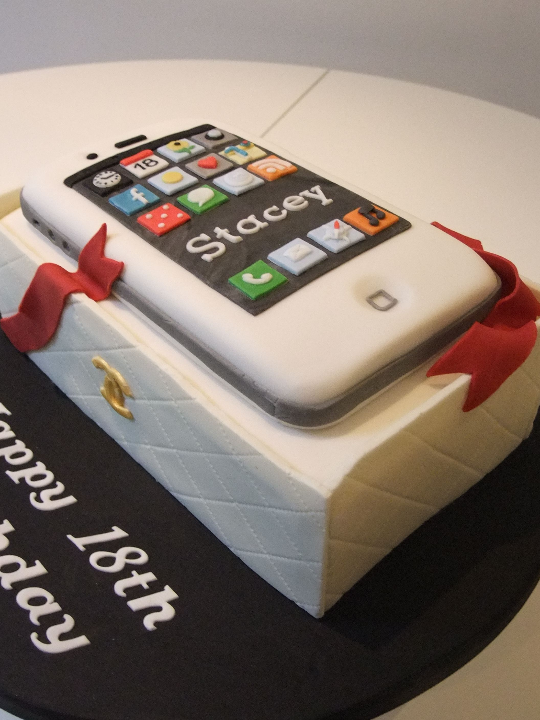 Ascii Art Birthday Cake Iphone : iphone Present Ribbon 18th Birthday Cake To do ...