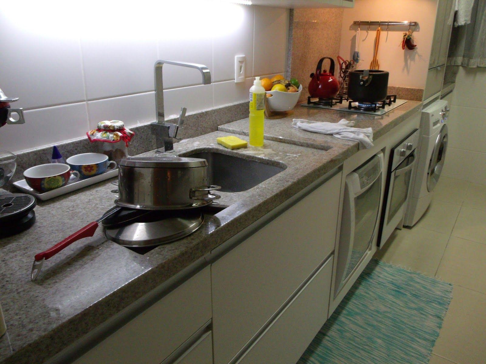 Excepcional apartamento decorado cozinha com lava louça - Pesquisa Google  EK37