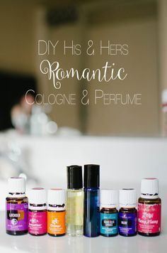 Photo of DIY Romantic HIS & HERS Cologne & Perfume | Still Being Molly