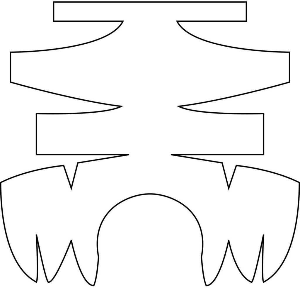 foam body pattern | Puppet | Pinterest | Puppet, Bodies and Patterns