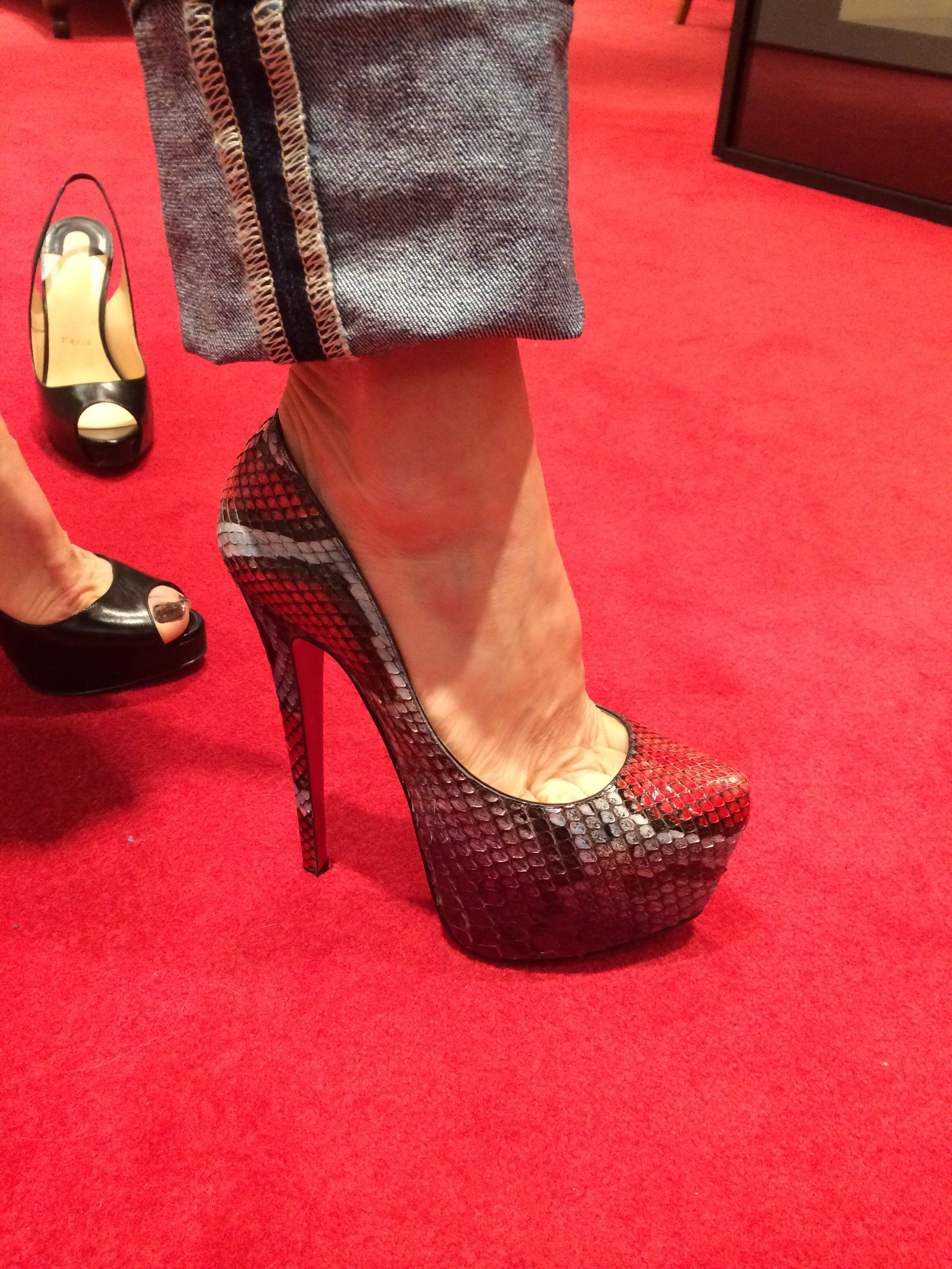 christian louboutin on 5th ave