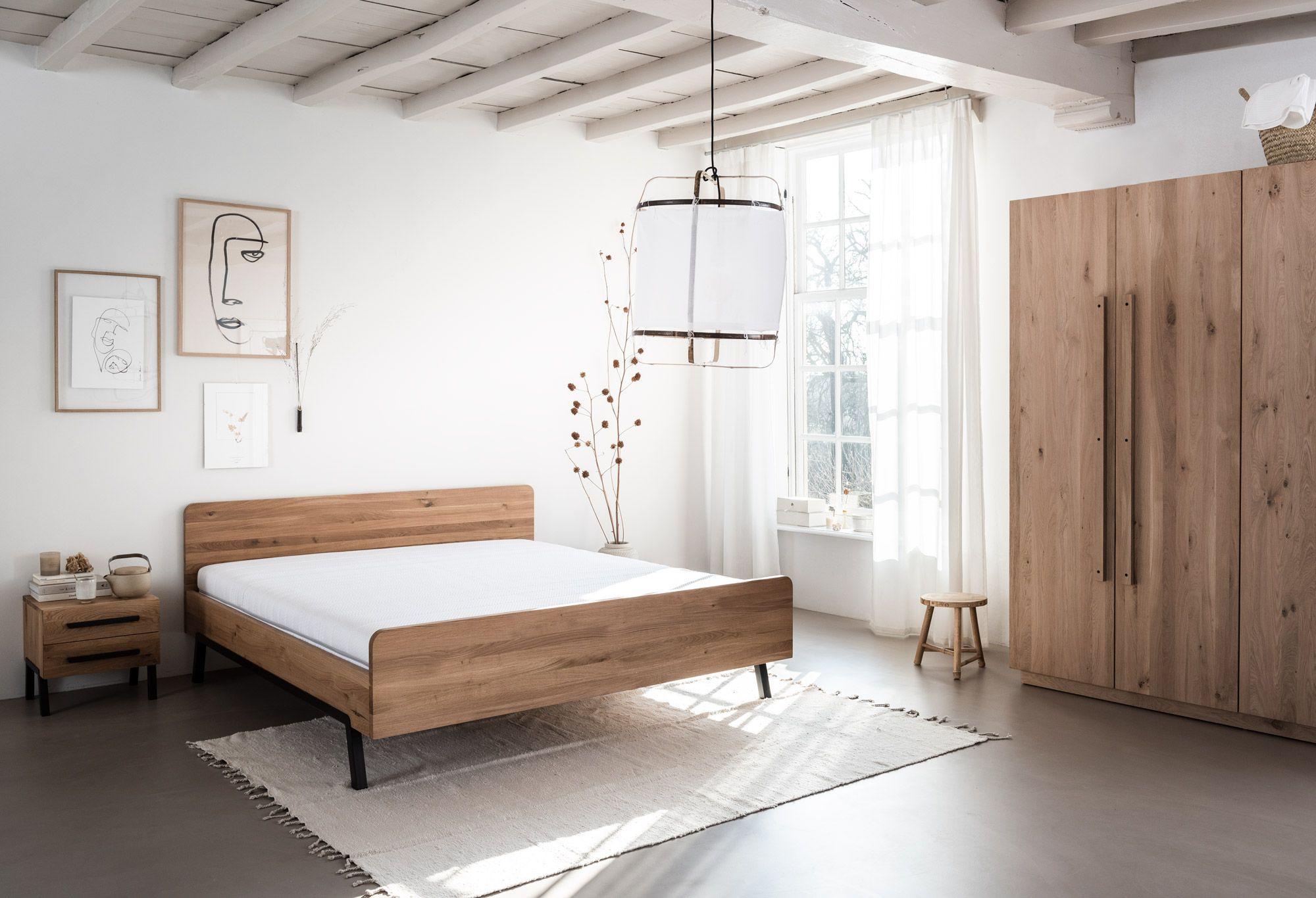 Bedframe Balance Pure Lattenbodems, Slaapkamer interieur