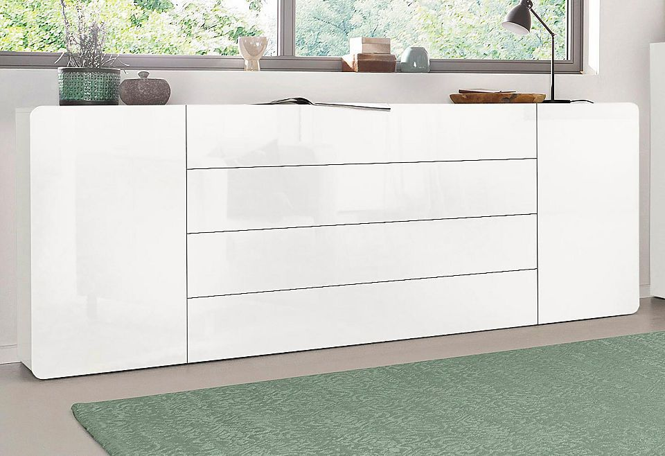 Tecnos Sideboard »Botero«, Breite 240 cm Jetzt bestellen unter - sideboard für wohnzimmer