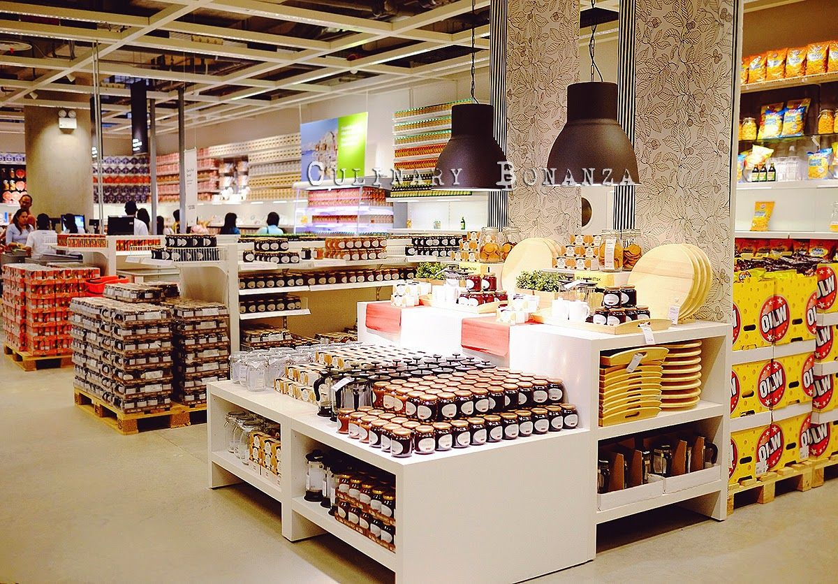 IKEA Swedish Food Market Alam Sutera, Indonesia