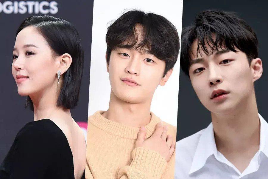 Kang Han Na, Kim Do Wan, And Bae In Hyuk Confirmed To Join Jang Ki Yong And Hyeri's New Drama