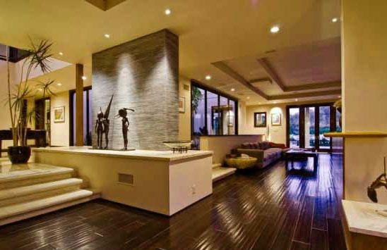diseno de interiores de casas elegantes Casas modernas