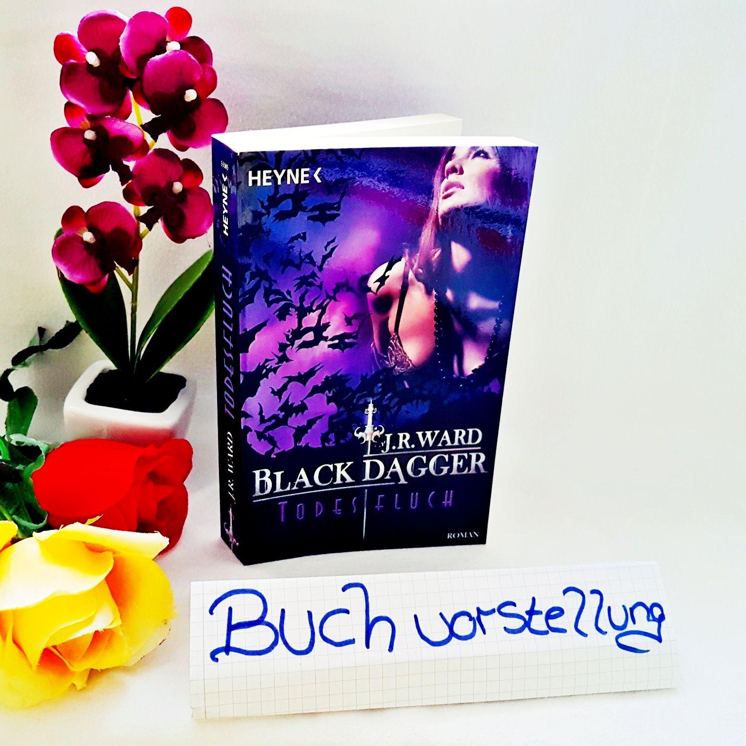Black Dagger Todesfluch von J.R.Ward