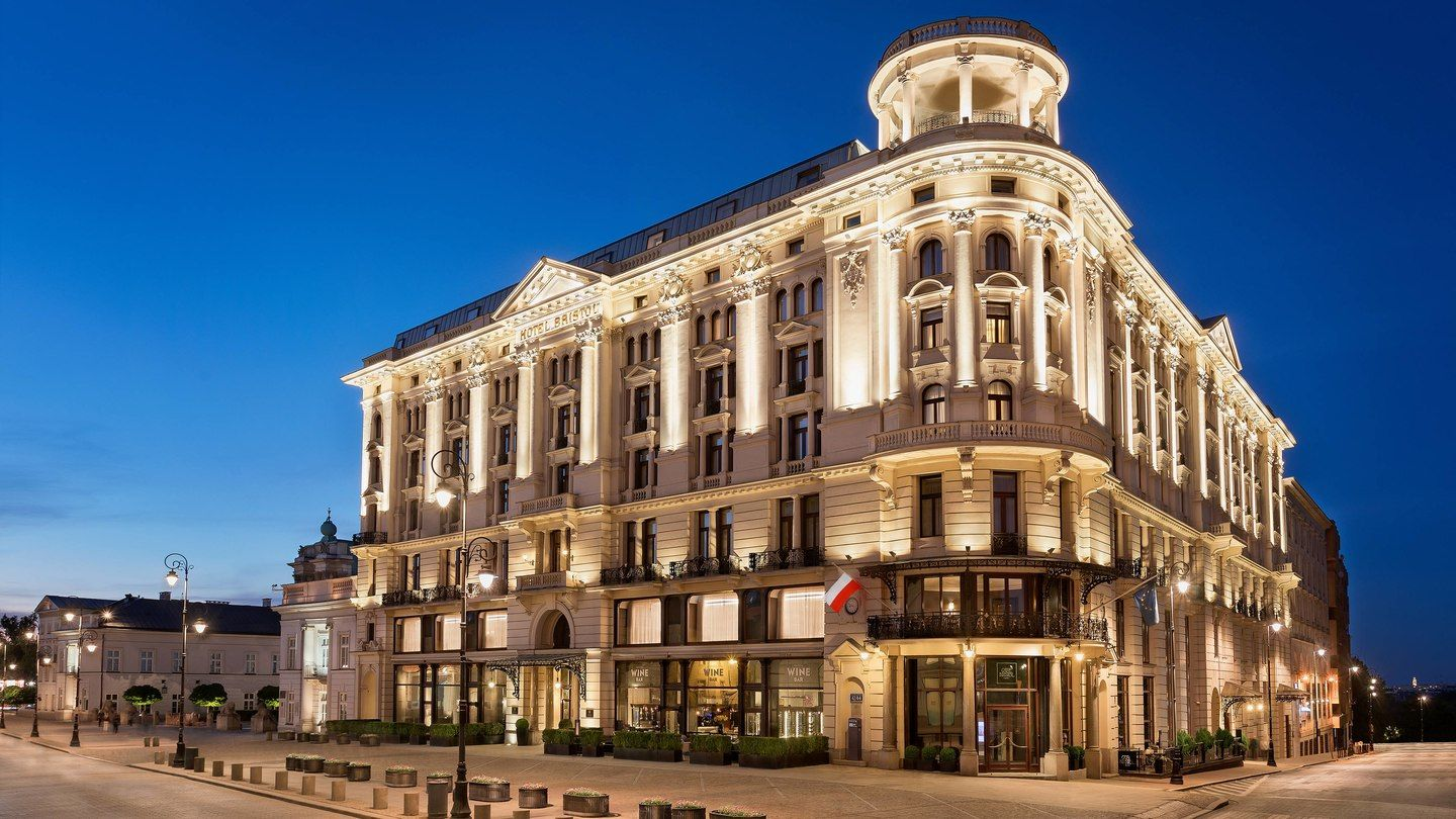 Luxury Hotels Resorts In Warsaw Hotel Bristol A Luxury