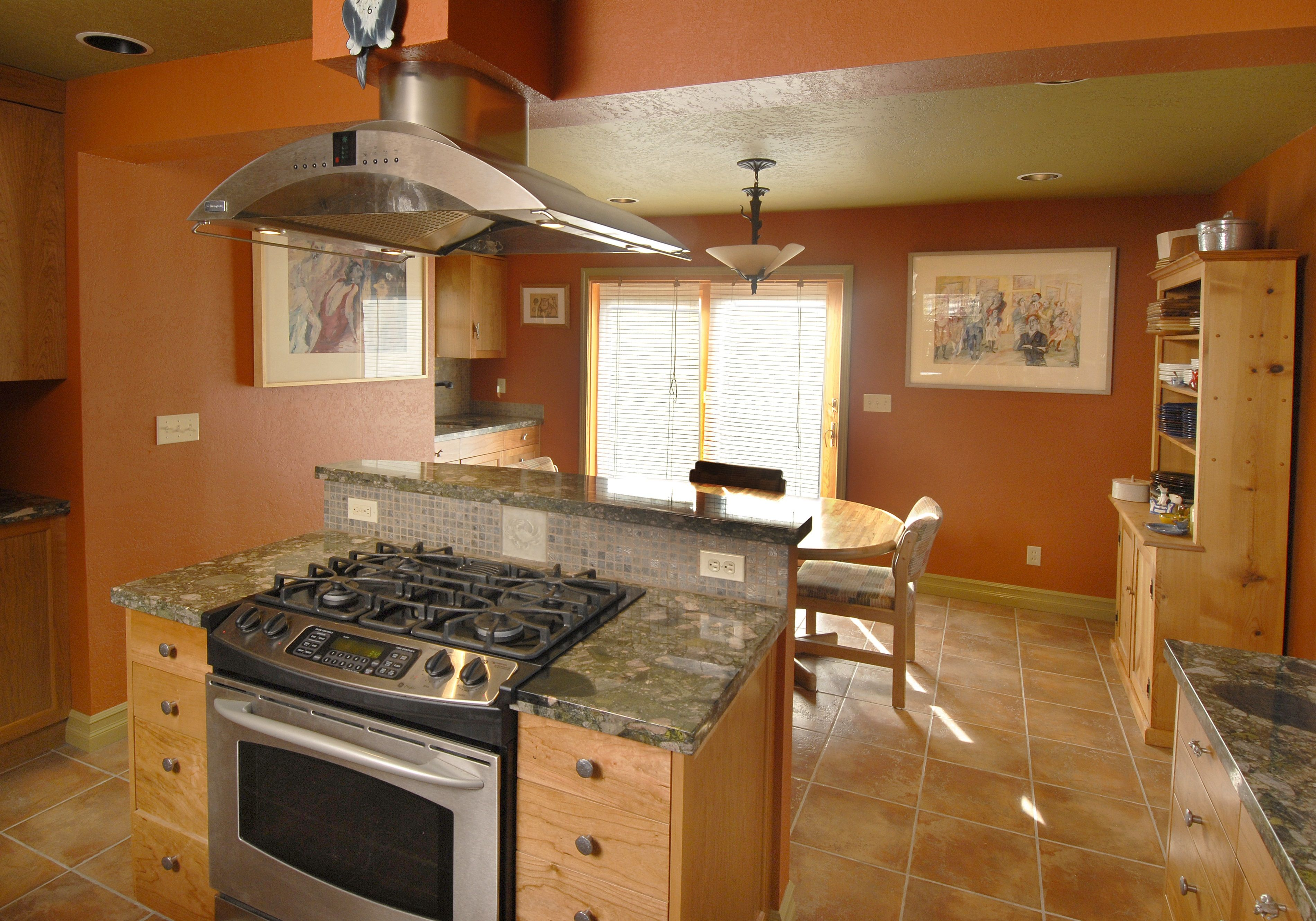 kitchen island with stove and seating for some a fully functional kitchen island is a more appealing and convenience option allowing 9032