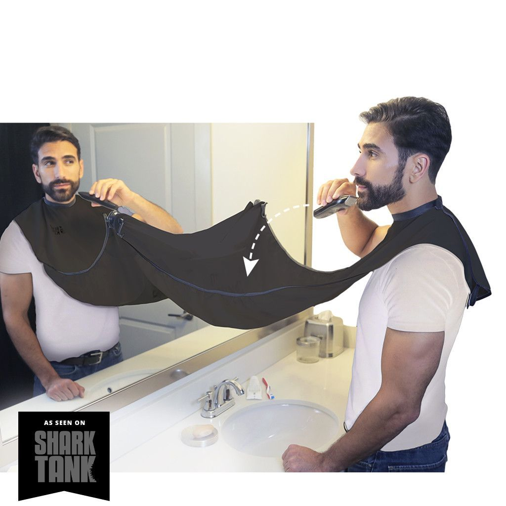 beard bib black. Black Bedroom Furniture Sets. Home Design Ideas