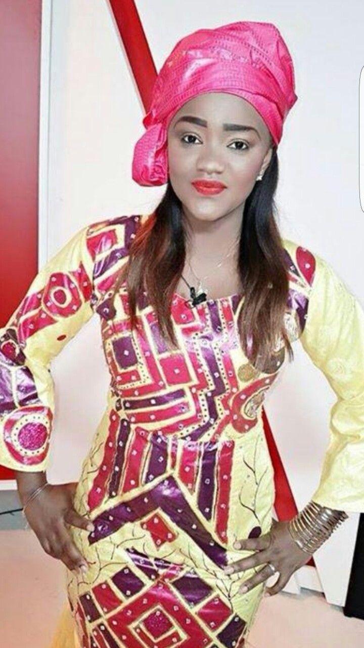 Pin de HAJA CEESAY en Women\'s fashion | Pinterest | Moda africana y ...