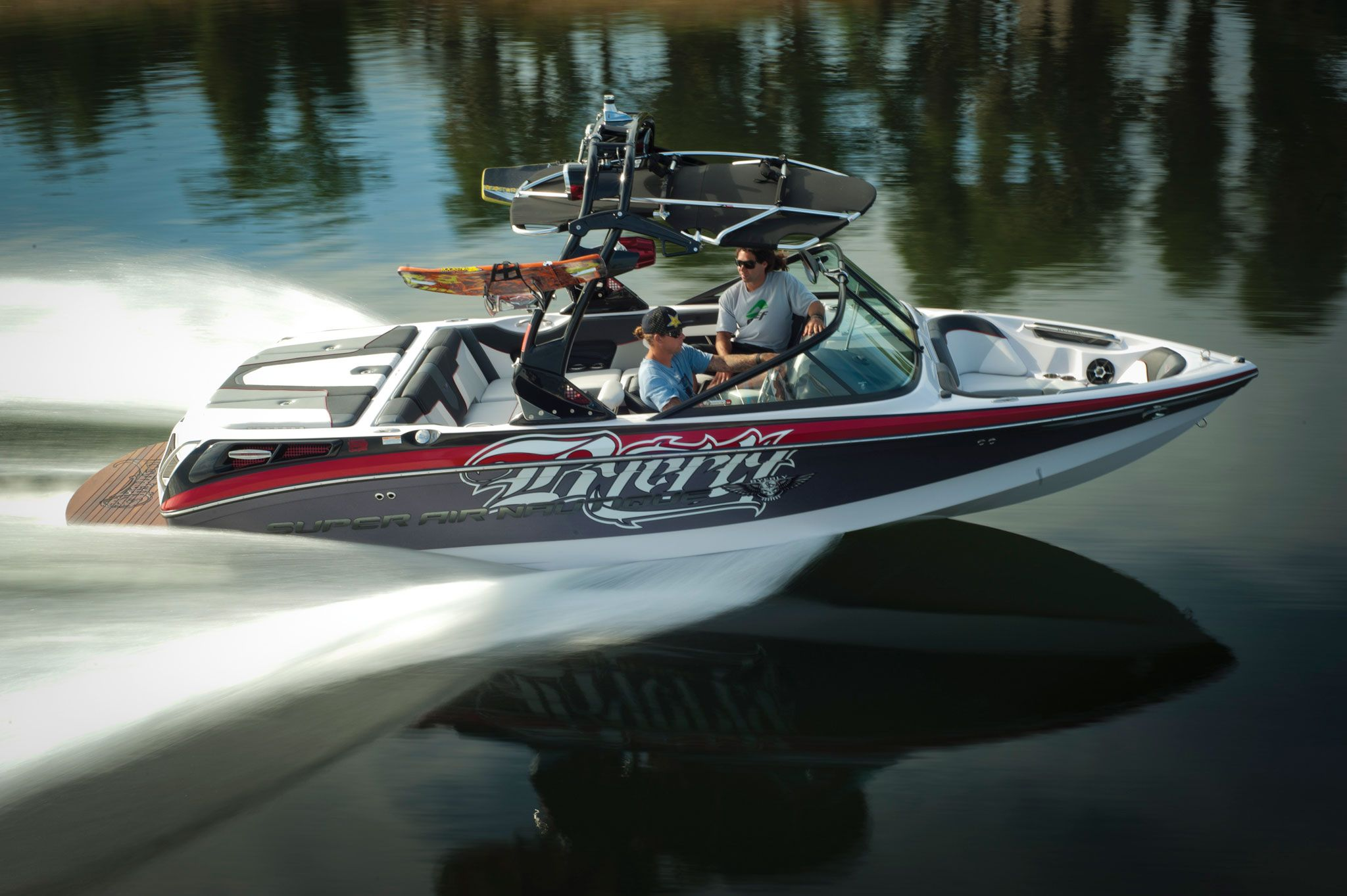 Super Air Nautique 210 Byerly Icon Edition 2012