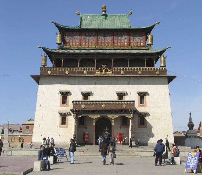 Mongolia Architecture Google Search Architecture History