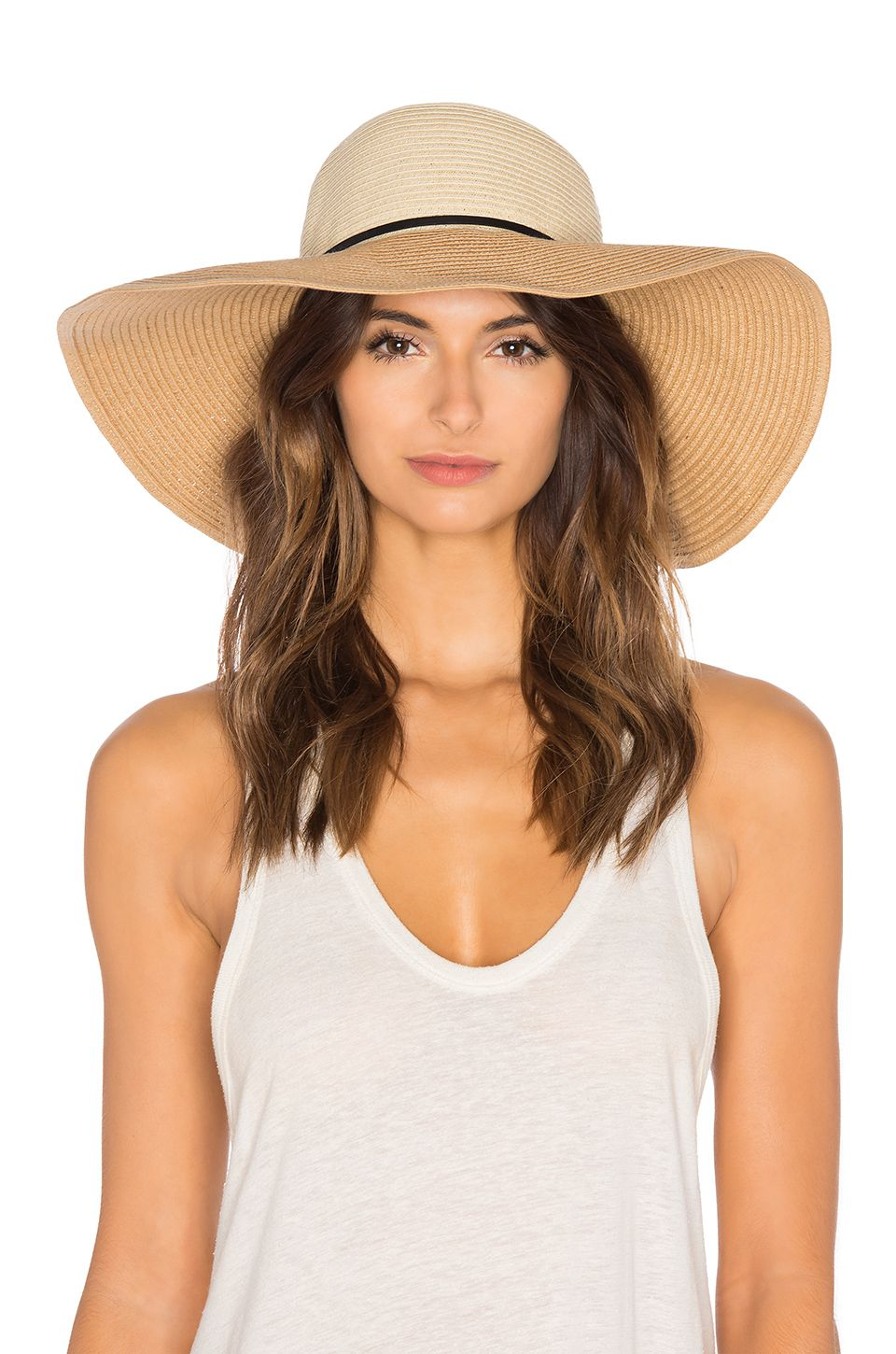 81ff6c33334 Genie by Eugenia Kim Cecily Hat in Natural   Combo