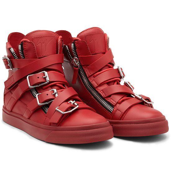 Sneakers - Sneakers Giuseppe Zanotti Design Women on Giuseppe Zanotti  Design Online Store @@NATION