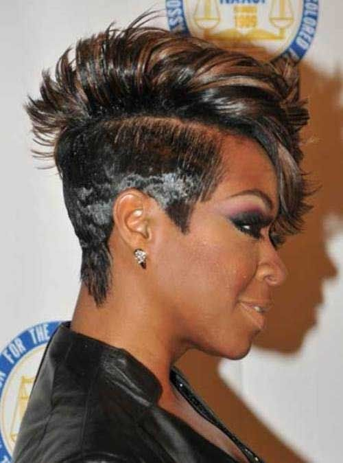 Short Black Hairstyles 2015 Related Image  Glory Crowns  Pinterest  Crown