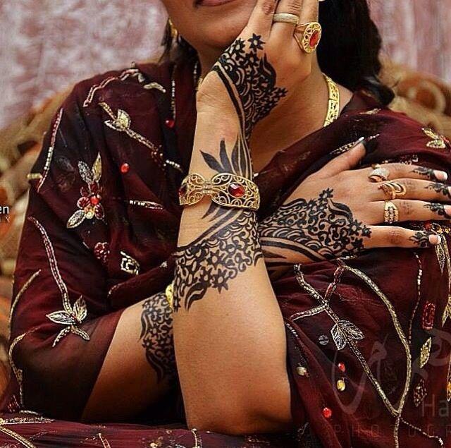 Sudani Henna Beautiful Black Henna Henna Black Henna Beautiful Henna Designs Henna Style