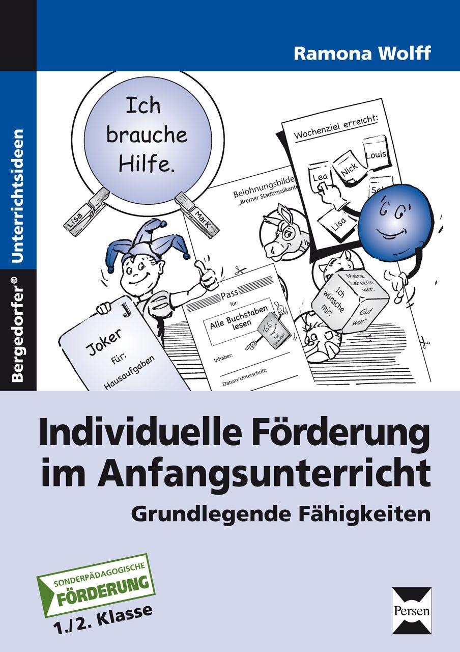 Individuelle Förderung im Anfangsunterricht | Bücher ...