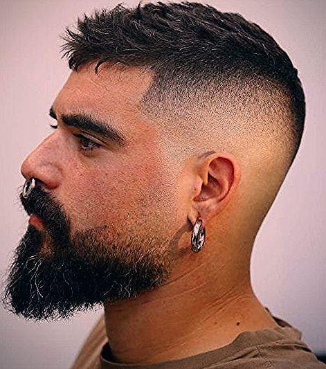 Photo of Robuster Bart mit zarter Haut verblassen 45 stilvolle Hipster-Frisuren für Männer | Coole H ….