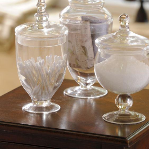 Clarion Apothecary Jar, Set of 3 $24.99 $19.99