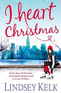 One Book at a time : Review - I Heart Christmas by Lindsey Kelk ...