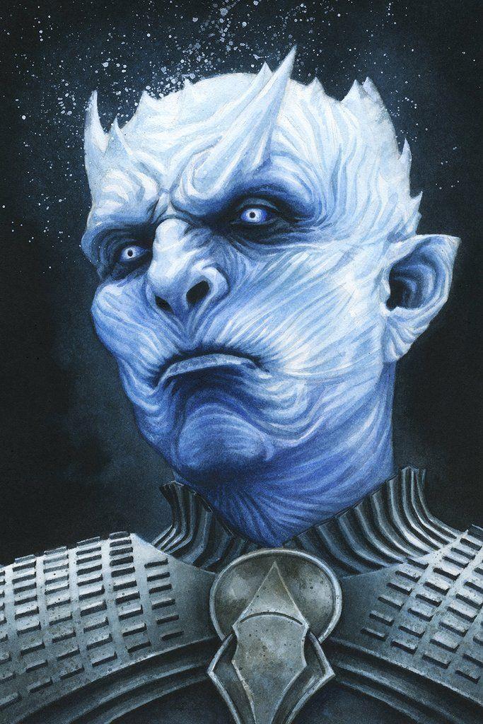 Game of Thrones - Reuben Negron - ''The Night's King'' ----