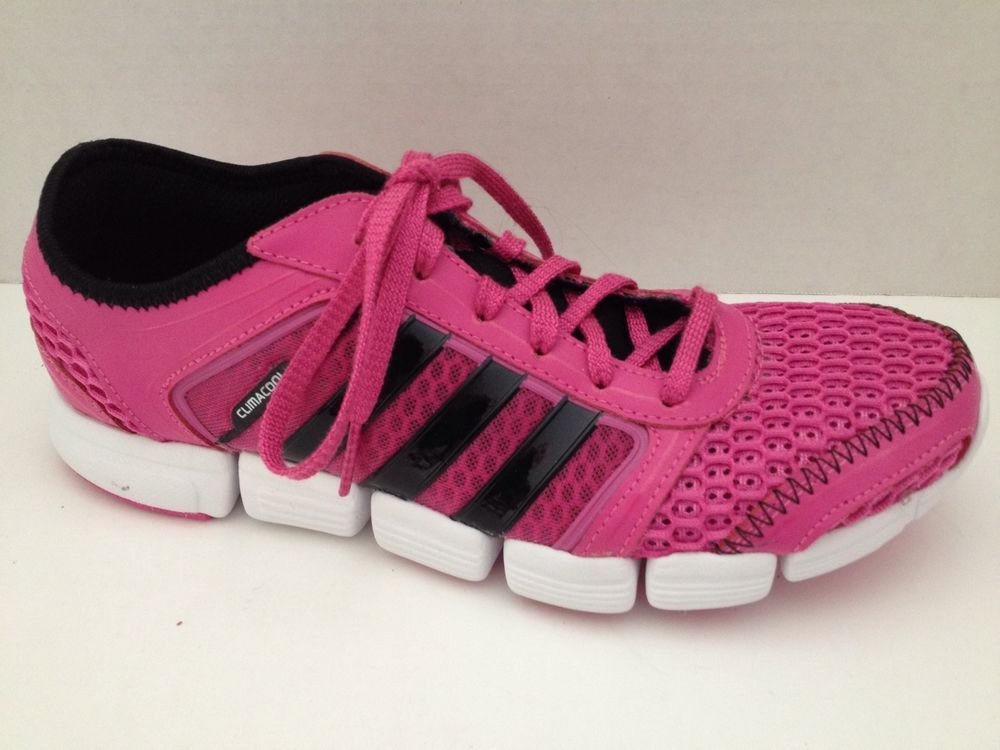db4c9dcd0 Adidas Climacool Shoes Womens Size 6 Ortholite Sneaker Pink Lace Up Nonmark  Sole  adidas  Walking