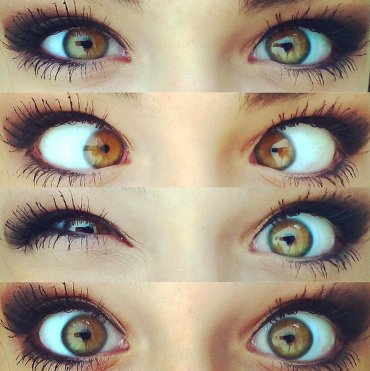 this looks similar to mine!! starting to like my eyes, i always get