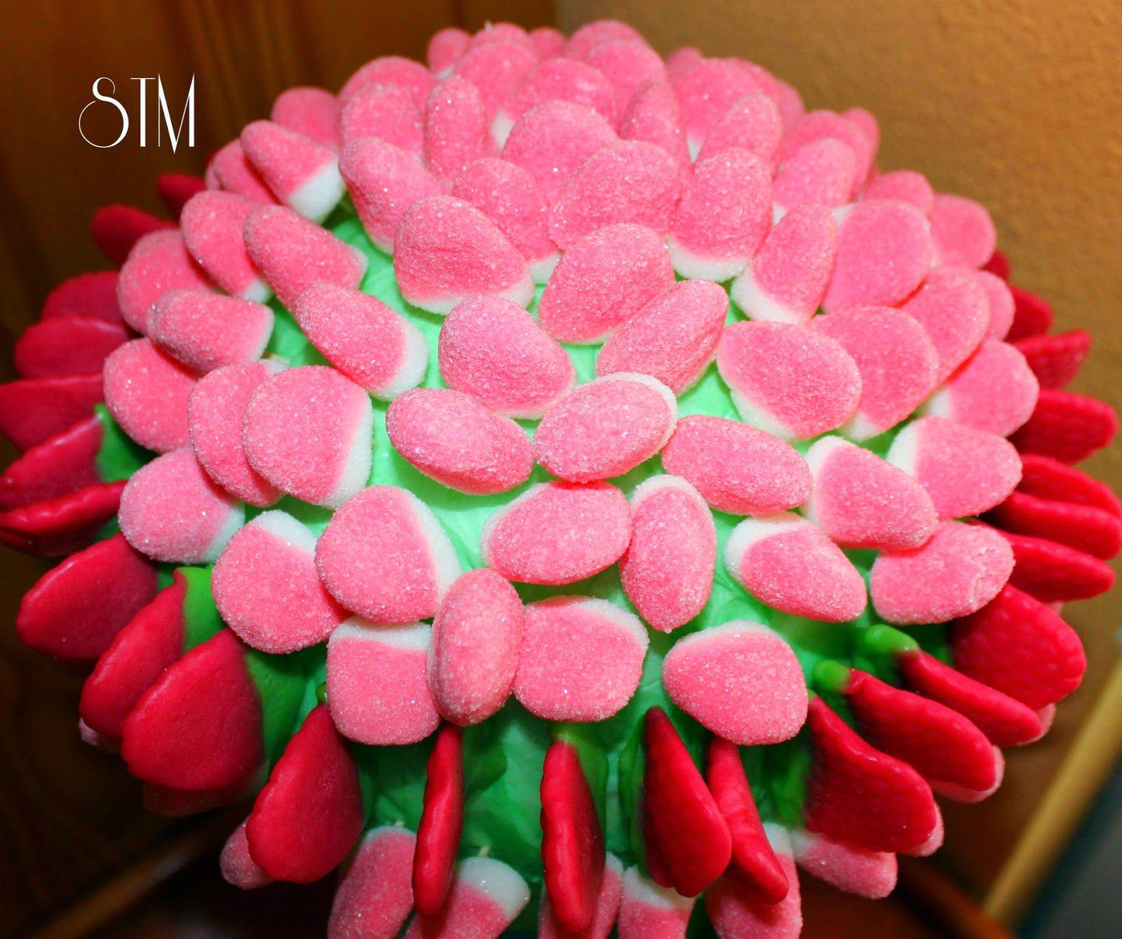 Árbol de chuches para tus mesas dulces