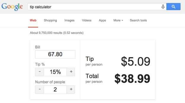 20 cosas que no sabias que podías hacer con Google