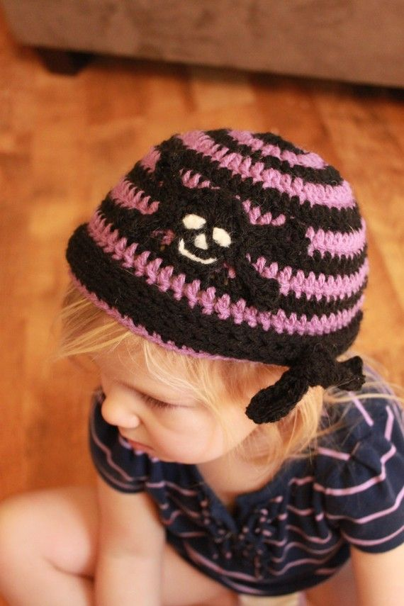 Chris\'s Skull Cap (Newborn to Adult size) pattern by Mamachee ...