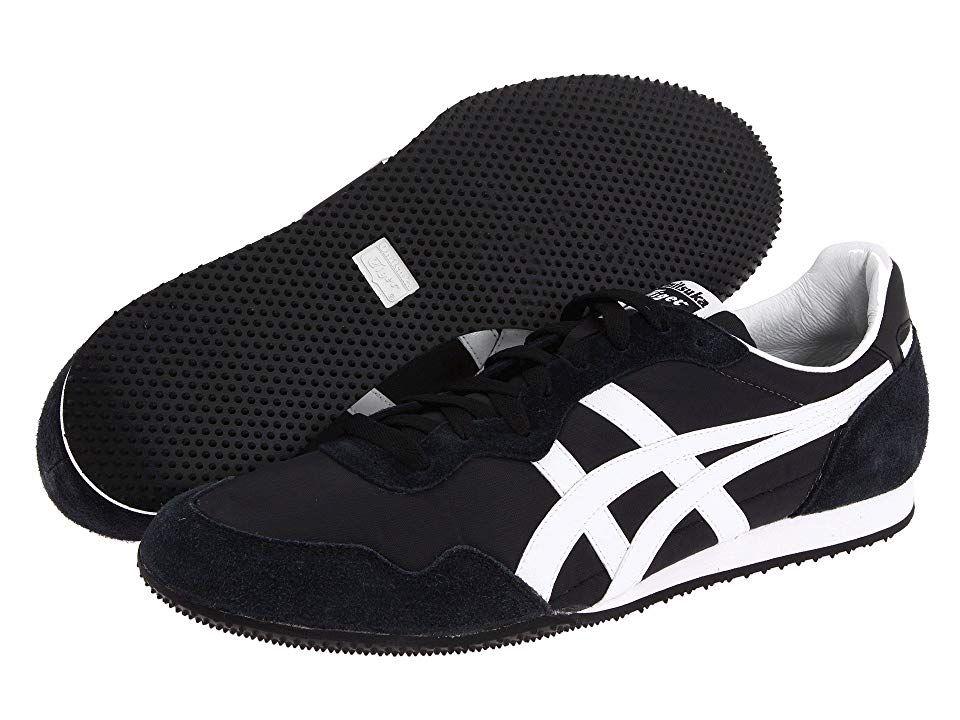 Onitsuka Tiger Serranotm Classic Shoes Black White Onitsuka