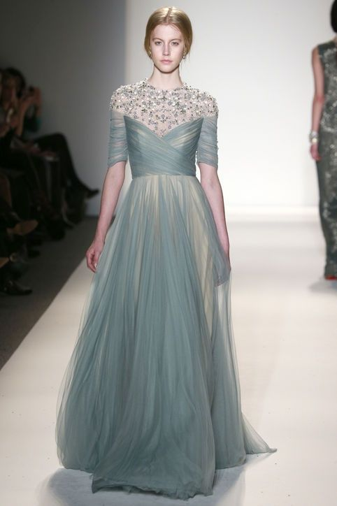 Regal, Diaphanous Jenny Packham.