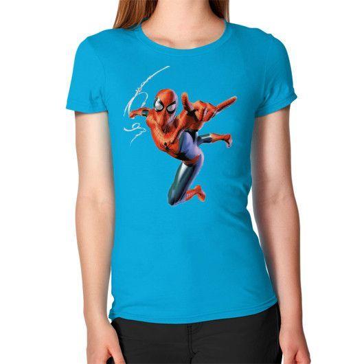 Women's T-Shirt Amazing Spiderman
