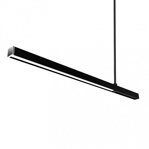 Commercial Retail Light Fixtures: Alcon Lighting Switch 12214 Architectural Suspended Linear