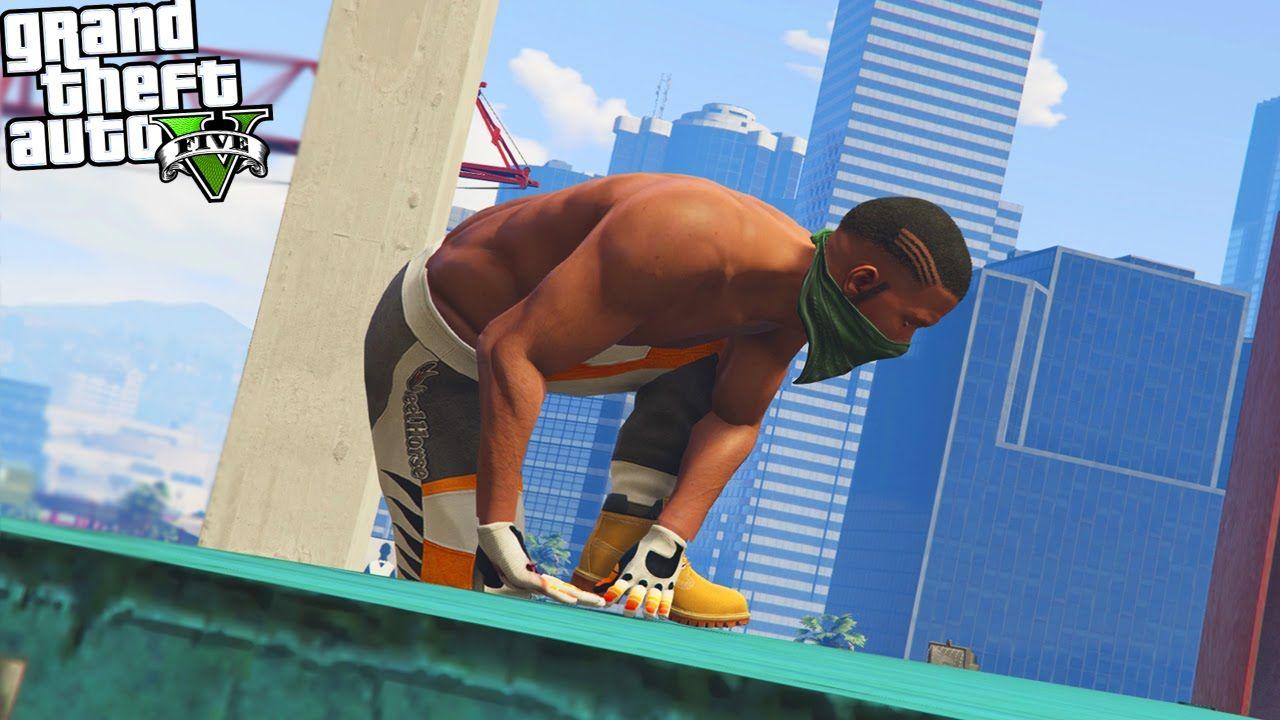 Gta 5 Mods Ultimate Parkour Mod Extreme Gta 5 Stunts Gta 5 Mod Gta 5 Mods Parkour Funny Photoshop