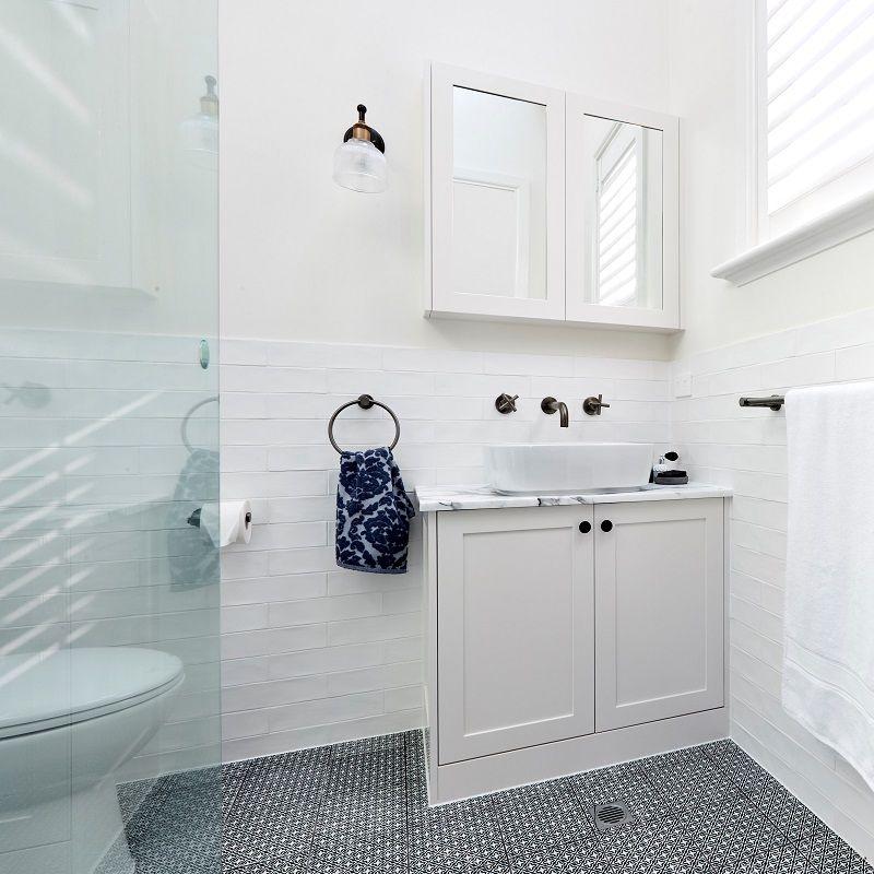 Reece Josh Amp Elyse Guest Ensuite Bathroom Laundry