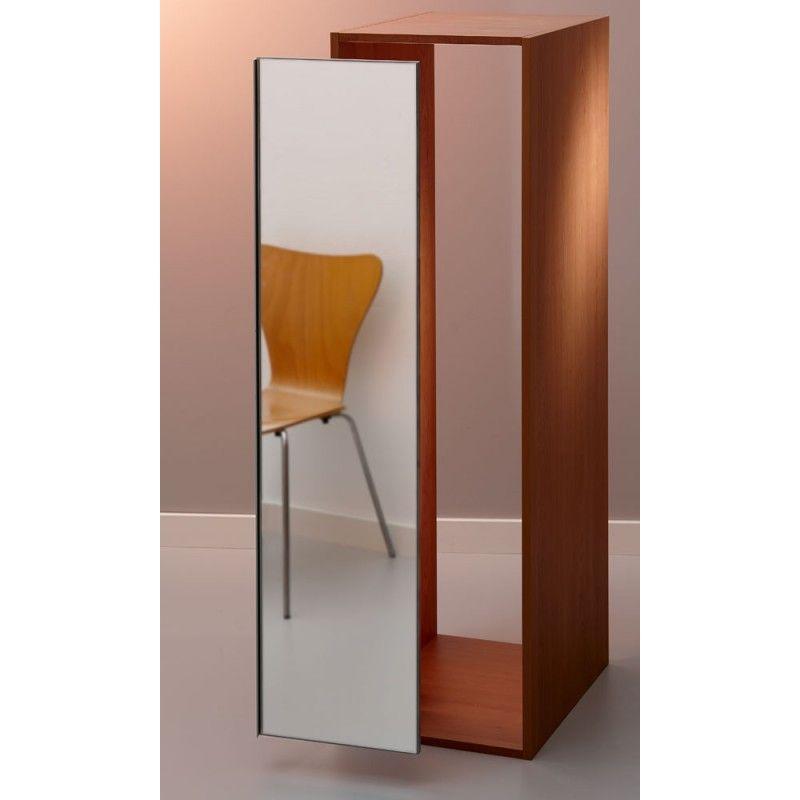 Espejo de alta calidad, extraíble y giratorio, para fijar dentro de ...