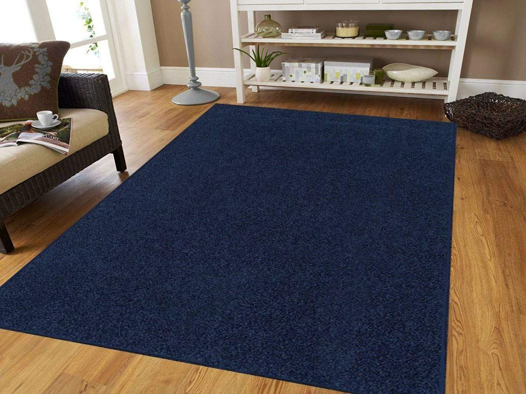Home Queen Solid Color Area Rugs Royal 6 X8 Walmart Com Solid Color Area Rugs Bright Area Rug Area Rugs