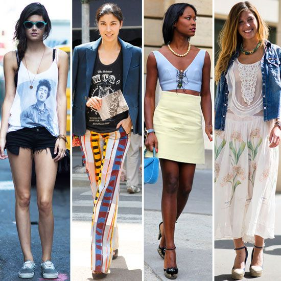 summer street styles girls | Street-Style-Summer-Trends-80-Best-Snapped-Street-Looks-Emulate-Summer ...