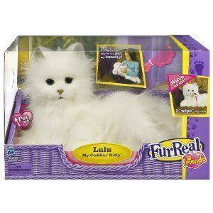 Furreal Friends Lulu My Cuddlin Kitty Cat By Hasbro 339 00